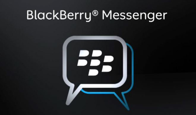 bb messenger on android