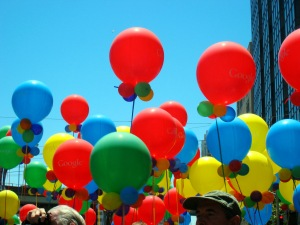 Google Ballon Internet