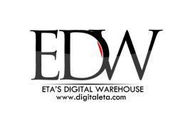 Eta's Digital WareHouse Official Logo