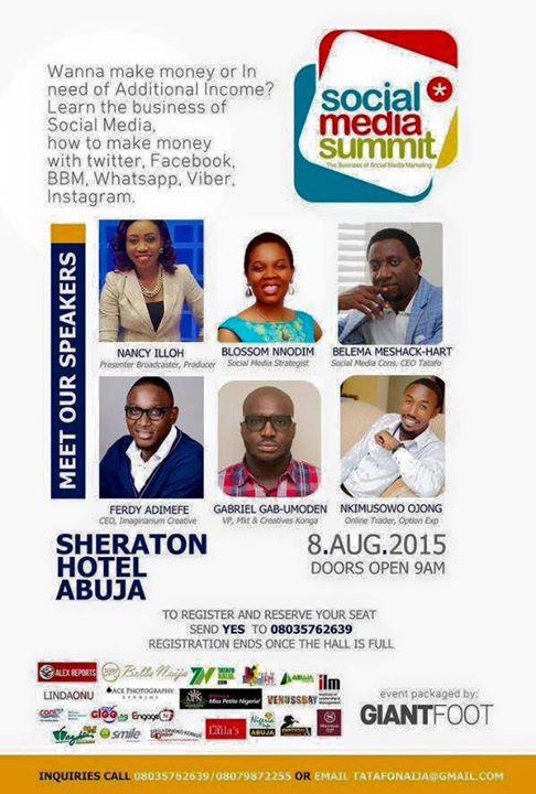 Social Media Summit Abuja