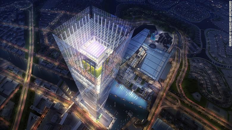 New Dubai Complex to Shatter Five World Records | Eta's Digital