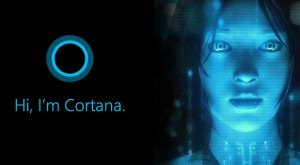 The Familiar Face of Cortana