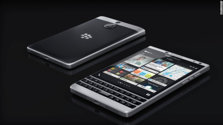The BlackBerry Passport Silver Edition released in North American on August 4th. Soon to release worldwide.